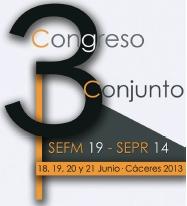 III Congreso Conjunto SEFM 19 – SEPR 14 (2ª convocatoria)